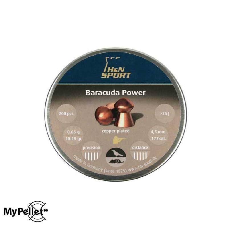 BARACUDA POWER 10.19 gr