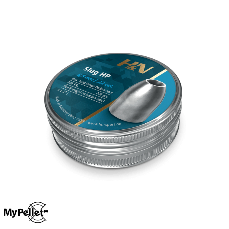 Slug HP 23 gr cal 0.22