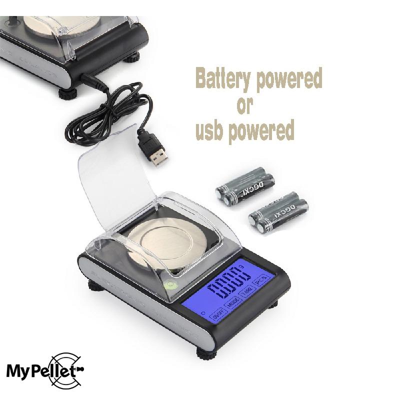Professional Digital Mini Scale MTC-series